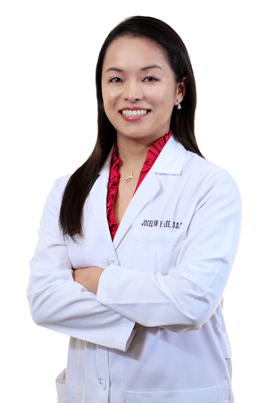 meet dr jocelyn lee